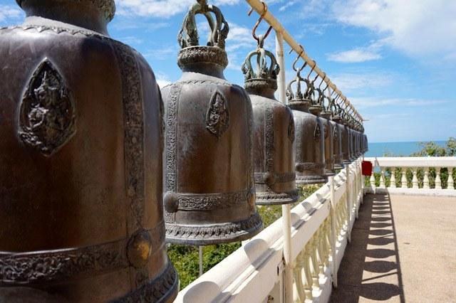 hua hin tempel monkey hill
