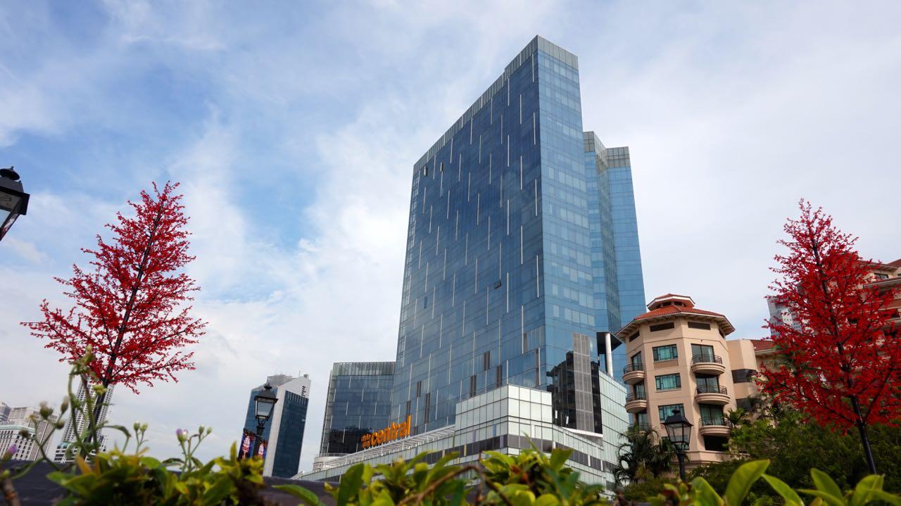 Singapur Architektur Kunst