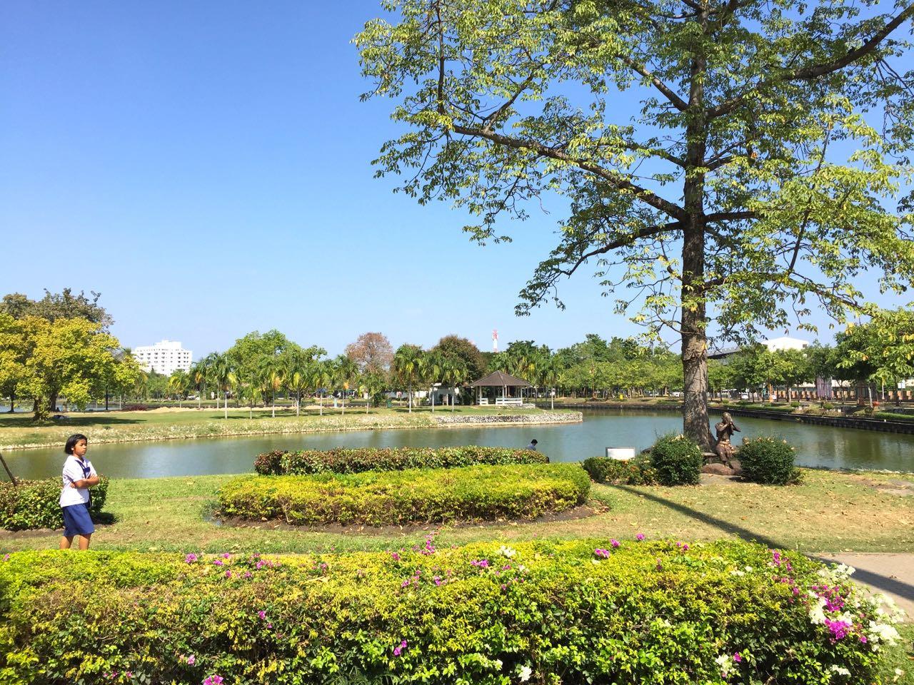 Nong Prajak Puplic Park