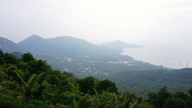 koh tao viewing point