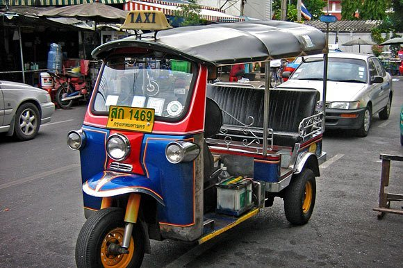transport thailand