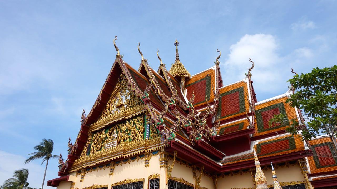 Wat Plai Laem tempel