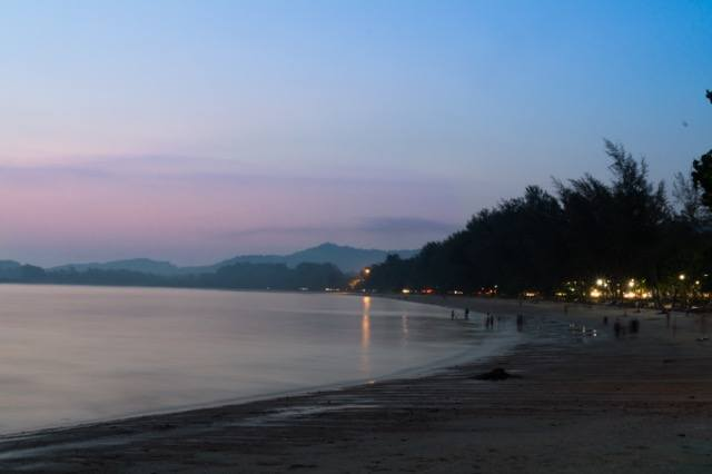 ao nang sunset 2