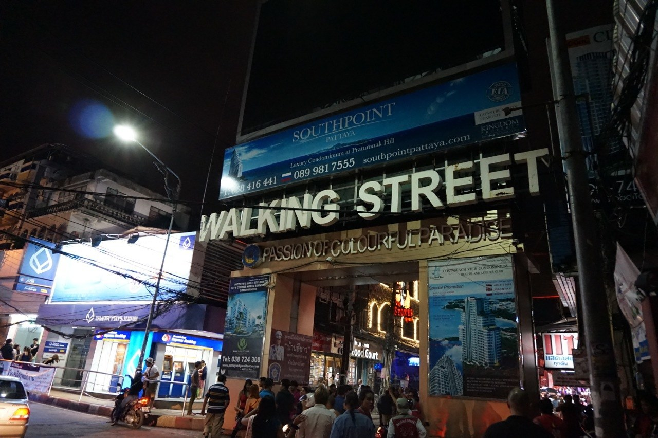 walkingstreet pattaya