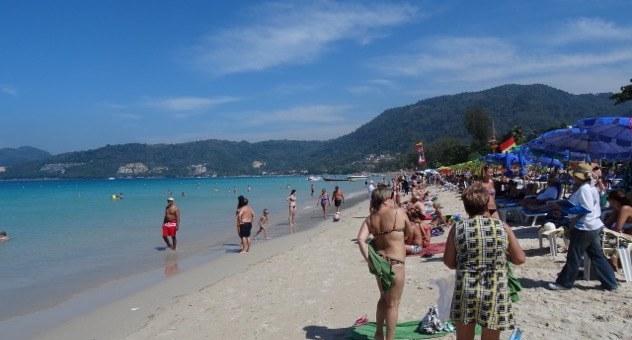 phuket patong strand