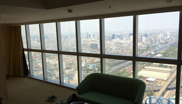 Suite im Baiyoke Sky Hotel