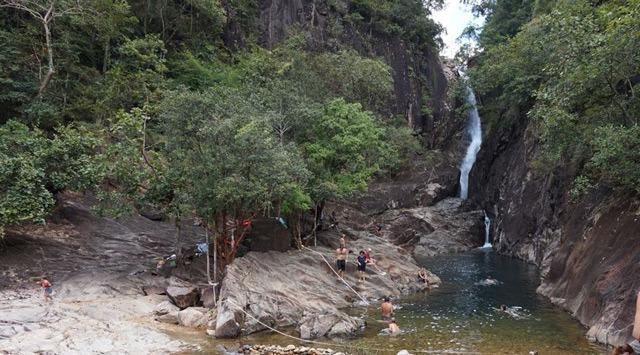 klong-plu-wterfall