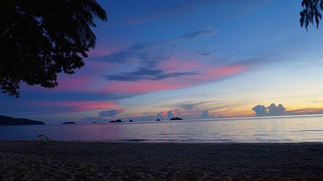 Einzigartige Stimmung am Klong Prao Beach