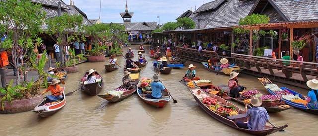 floating-market-pattaya
