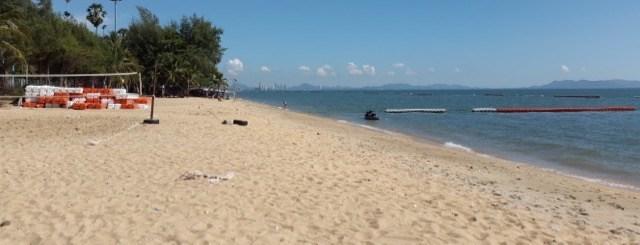 schöner strand thailand