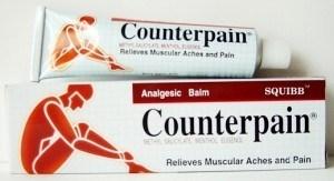 creme für muskelschmerzen