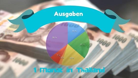 Ausgaben-Thailand-Reise