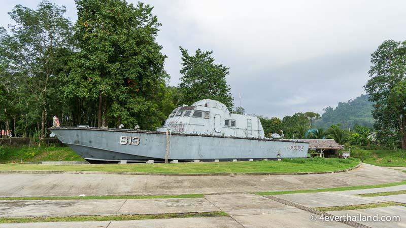 Polizeiboot 813