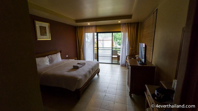 Hotelzimmer in Khao Lak