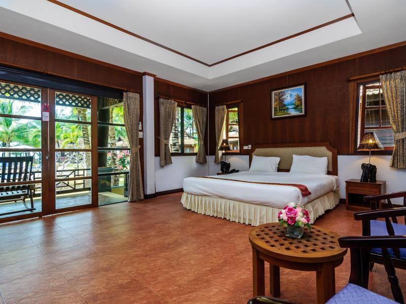 hotel in koh kho khao
