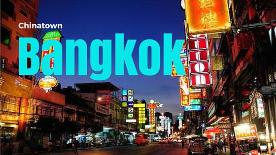chinesischer stadteil in bangkok