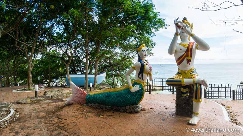 Koh Samet Insel in Thailand