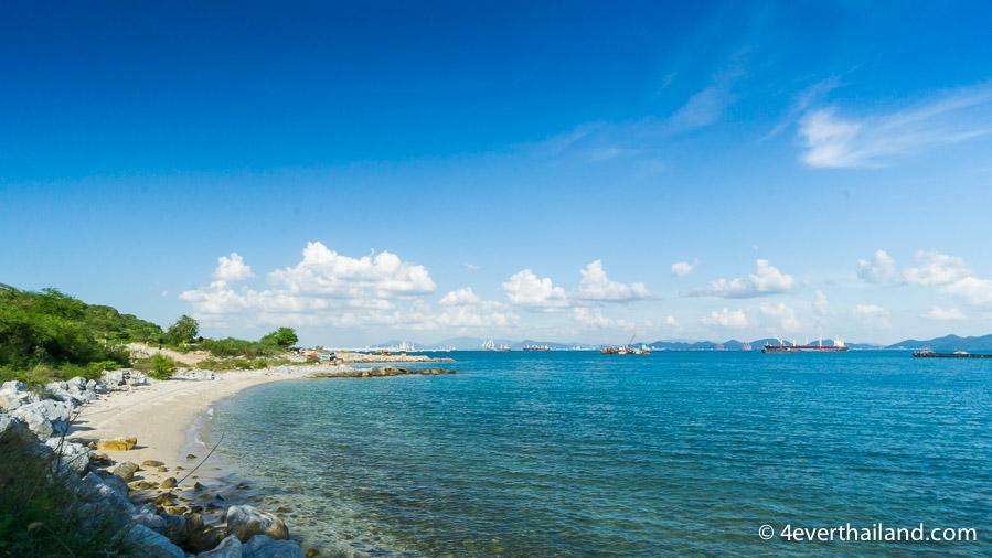 Koh Sichang Insel in Thailand