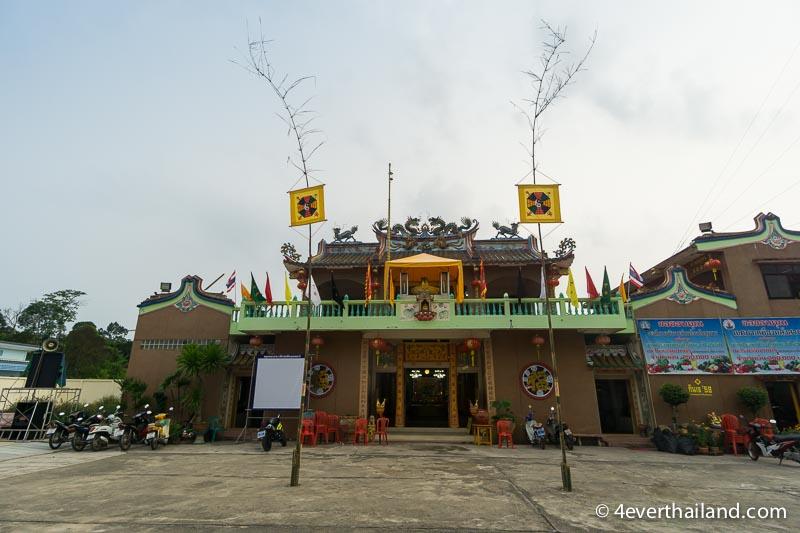 Sehenswürdigkeit in Lang Suan