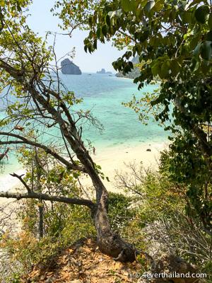 Insel in Krabi