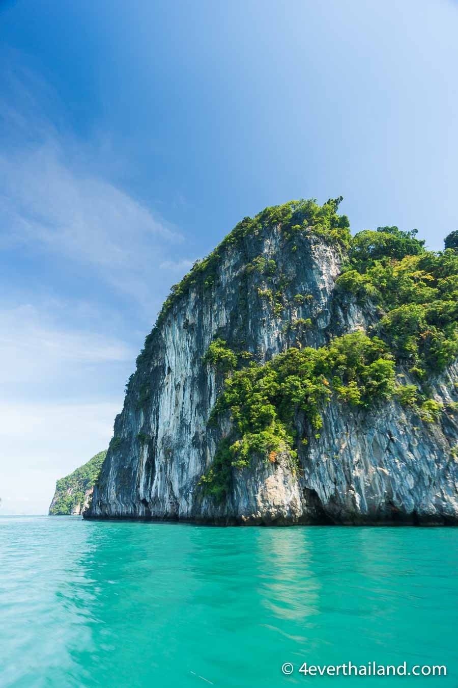 Insel in Thailand