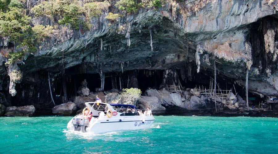 koh phi phi viking cave