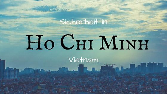 Sicherheit in Ho Chi Minh
