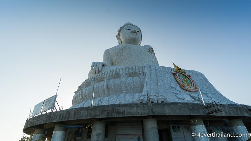 Phuket Sehenswürdigkeiten-big buddha