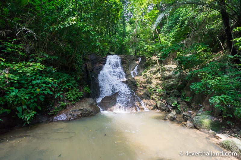 Phuket Sehenswürdigkeiten kathu wasserfall