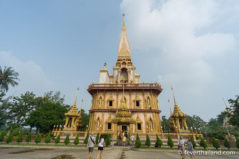 Phuket Sehenswürdigkeiten wat chalong