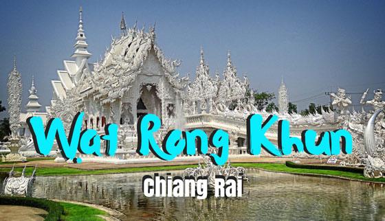 weisser tempel in chiang rai