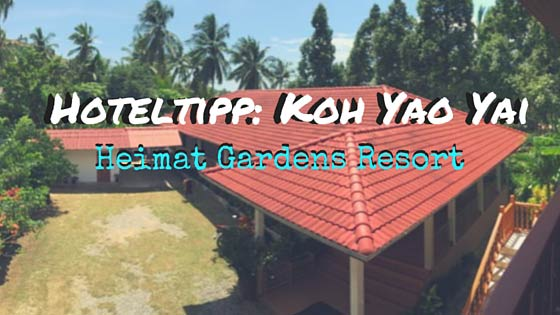 hotel koh yao yai