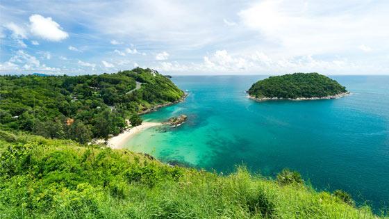 Yanui Beach Thailand, Phuket