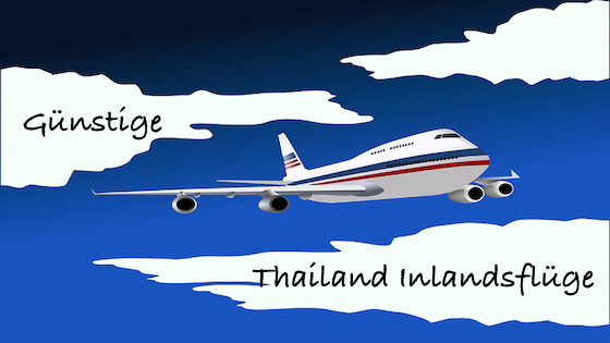 Thailand Inlandsflüge