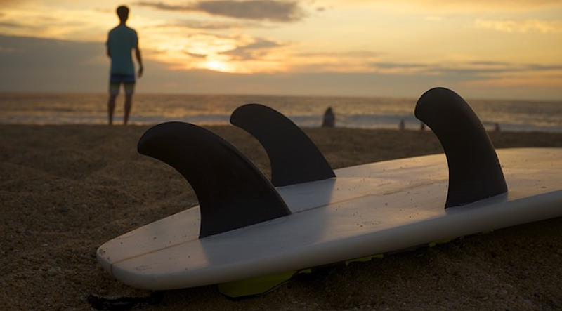 Surfbrett Thailand