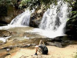 Doi Suthep Nationalpark Mae Sa Waterfalls
