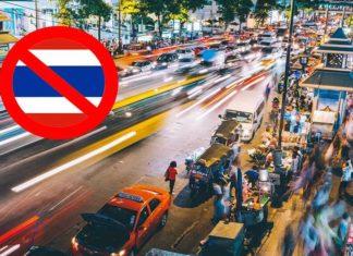 Verbotene Sachen in Thailand