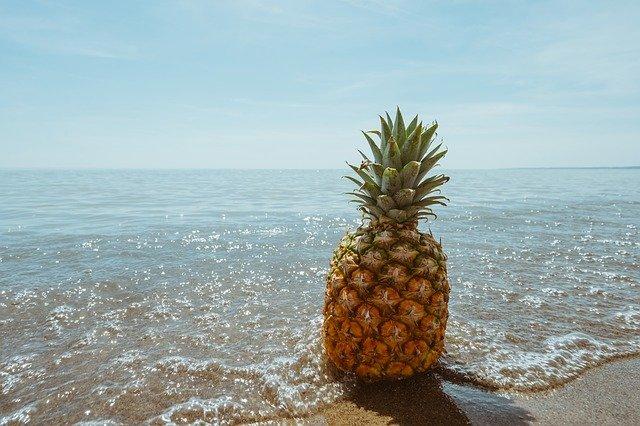 Ananas oder Sap-Pa-Rot (สับปะรด)